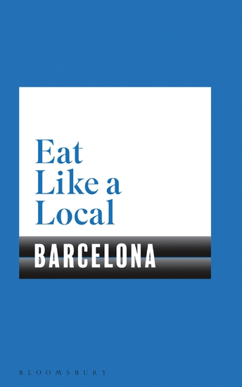 Eat Like a Local BARCELONA - cover