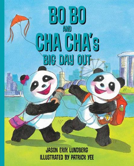 Bo Bo and Cha Cha's Big Day Out - Bo Bo and Cha Cha #2 - cover