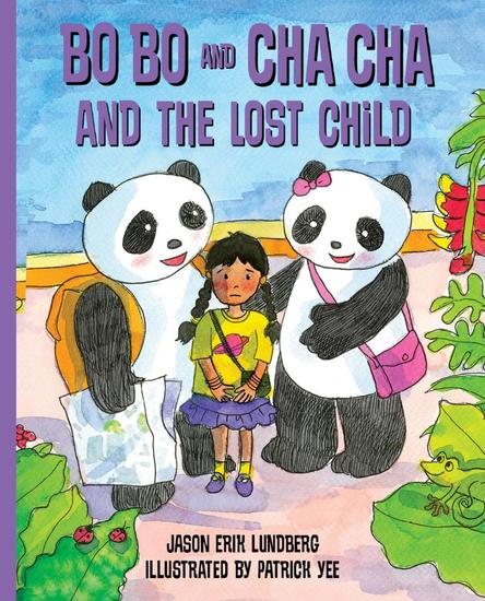 Bo Bo and Cha Cha and the Lost Child - Bo Bo and Cha Cha #5 - cover