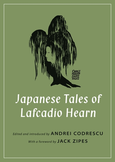 Japanese Tales of Lafcadio Hearn - cover