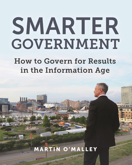 Smarter Government - How to Govern for Results in the Information Age - cover