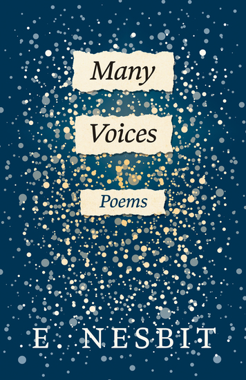 Many Voices - Poems - cover