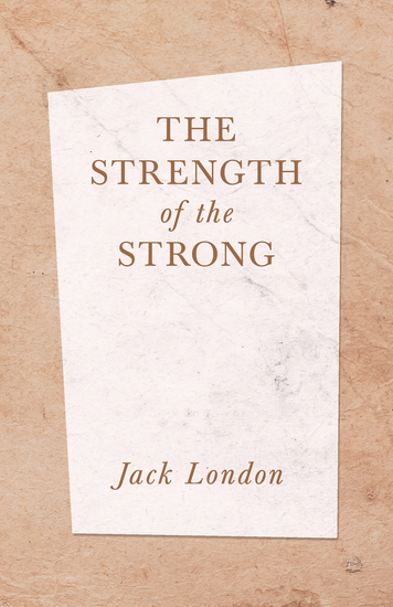 The Strength of the Strong - cover