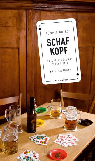 Schafkopf - Friedo Behütuns' erster Fall - Frankenkrimi - cover