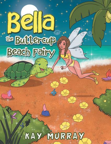 Bella the Buttercup Beach Fairy - cover