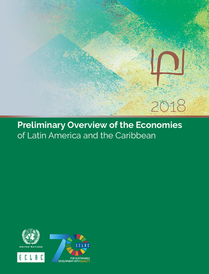 Preliminary Overview of the Economies of Latin America and the Caribbean 2018 - cover