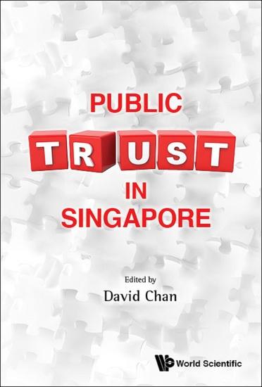 Public Trust in Singapore - cover