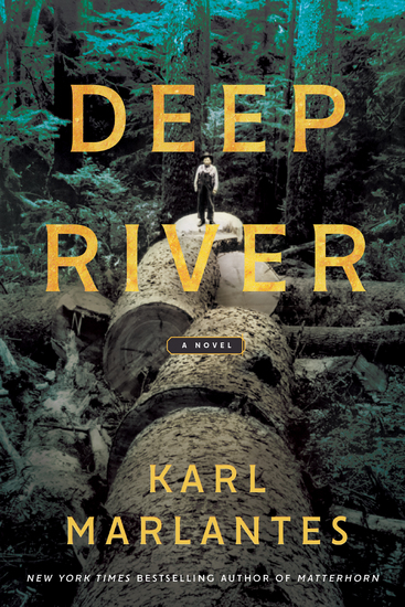 Deep River - A Novel - cover
