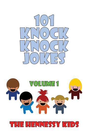 101 Knock Knock Jokes - Volume 1 - cover