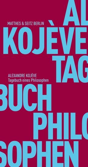 Tagebuch eines Philosophen - cover