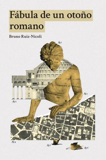 Fábula de un otoño romano - cover