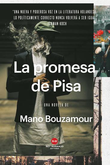La promesa de Pisa - cover