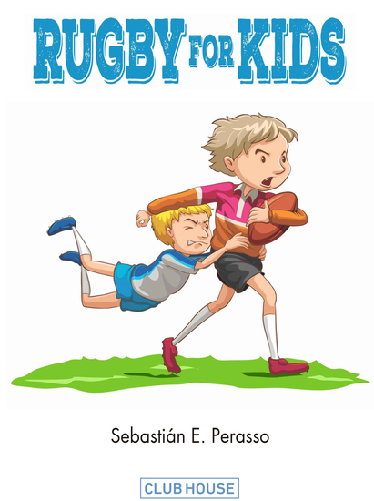 Rugby for Kids - cover