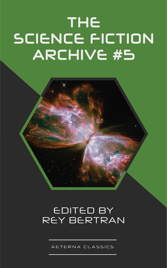 The Science Fiction Archive #5 - cover