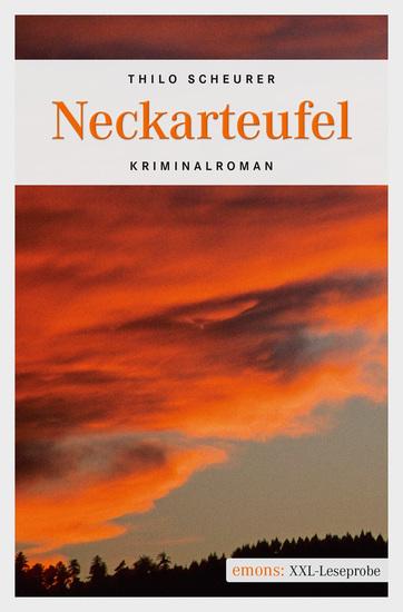 Neckarteufel - XXL-Leseprobe - cover
