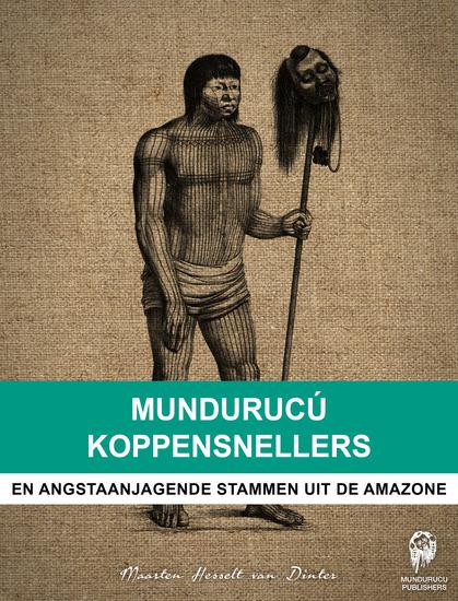 Mundurucú Koppensnellers - Designs uit de Pacific - cover
