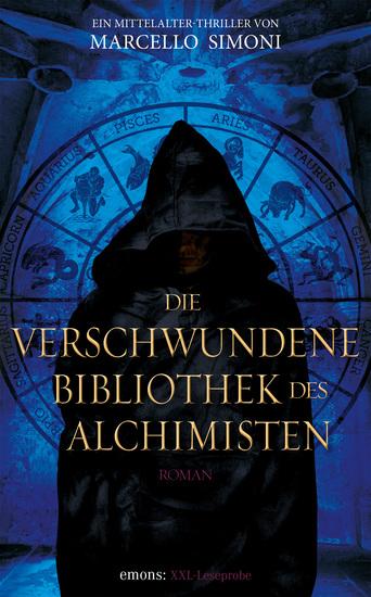 Die verschwundene Bibliothek des Alchimisten - XXL-Leseprobe - cover