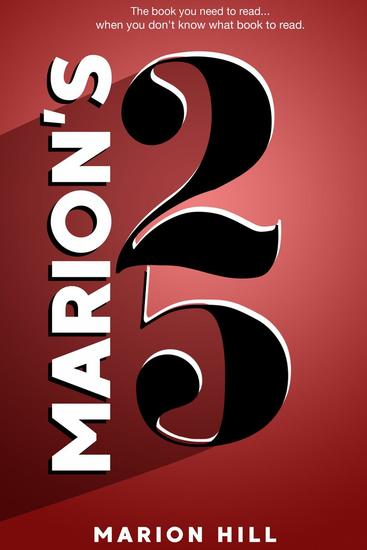 Marion's 25 - cover