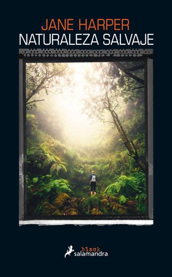 Naturaleza salvaje - cover