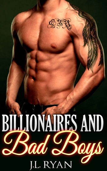 Billionaires and Bad Boys - cover