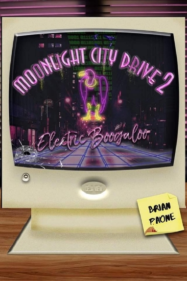 Moonlight City Drive 2 - Electric Boogaloo - cover