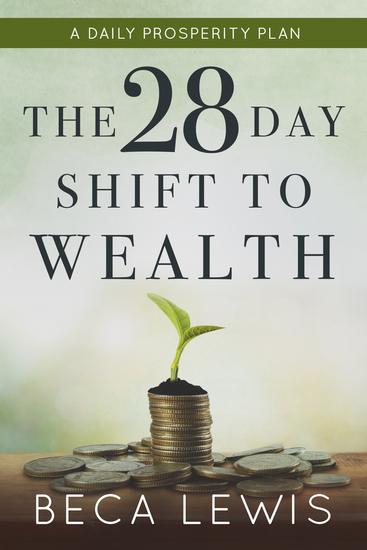 The 28 Day Shift To Wealth - Your Daily Prosperity Plan - cover