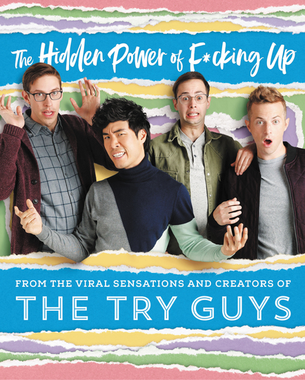 The Hidden Power of F*cking Up - cover