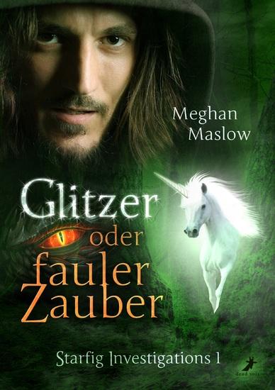 Glitzer oder fauler Zauber - Starfig Investigations 1 - cover