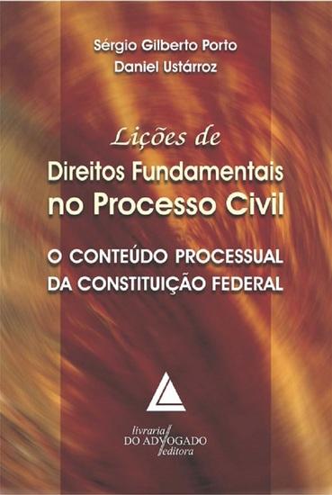 Lições De Direitos Fundamentais No Processo Civil - cover