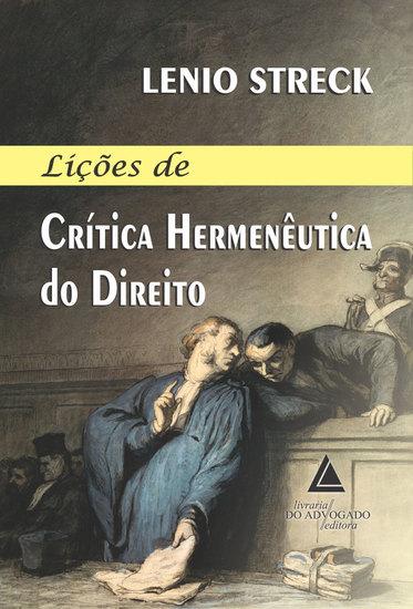 Lições de Crítica Hermenêutica do Direito - cover