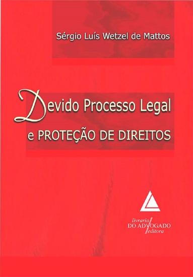 Devido Processo Legal e Proteção De Direitos - cover