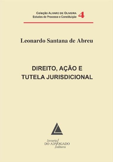 Direito Ação e Tutela Jurisdicional - cover