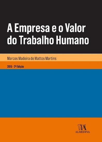 A Empresa e o Valor do Trabalho Humano - cover