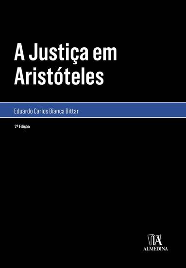 A Justiça em Aristóteles - cover
