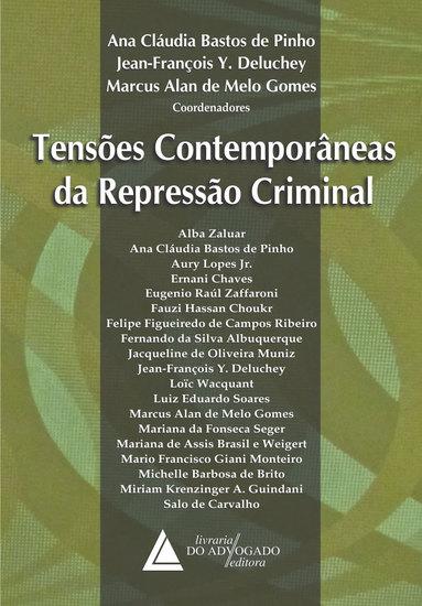 Tensões Contemporâneas da Repressão Criminal - cover