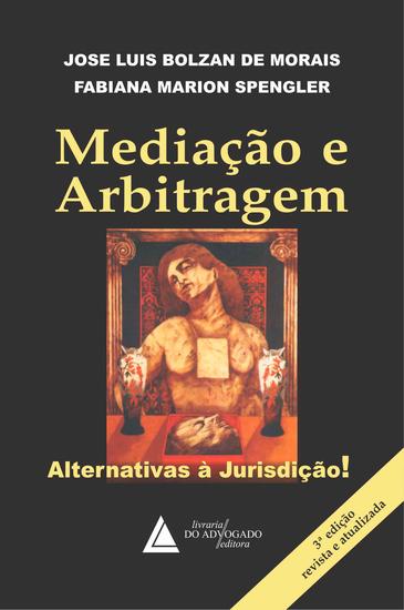 Mediação e Arbitragem: - Alternativas a Jurisdição - cover