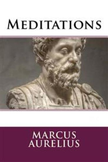 Meditations - New 2019 Edition - cover