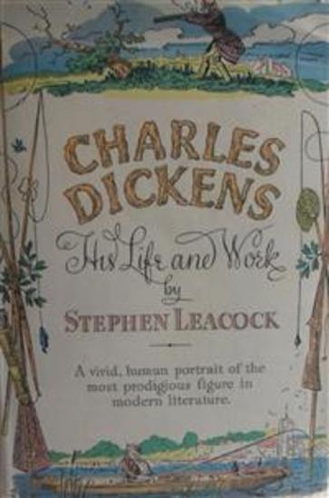 Charles Dickens: His Life and Work - cover