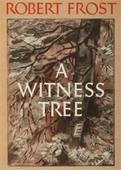 A Witness Tree - cover