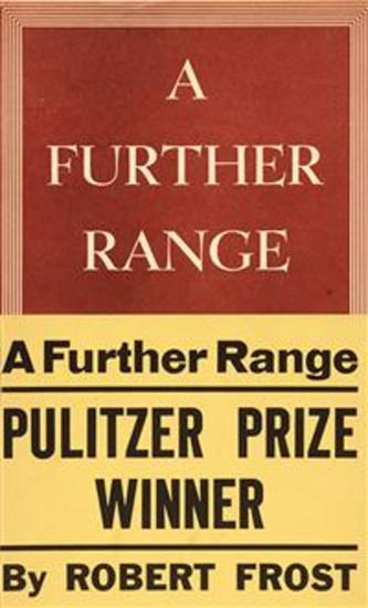 A Further Range - cover