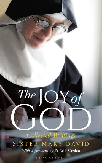 The Joy of God - Collected Writings - cover