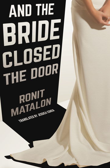 And the Bride Closed the Door - cover