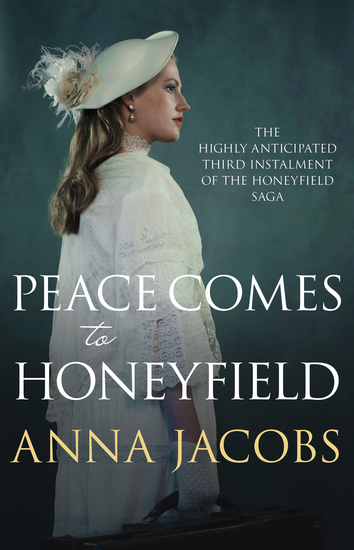 Peace Comes to Honeyfield - cover