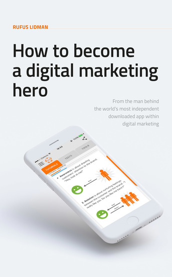 How To Become A Digital Marketing Hero - cover