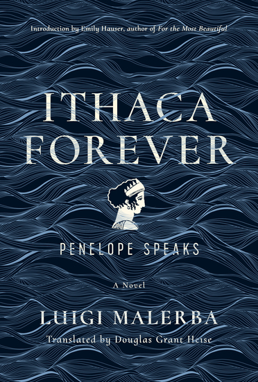 Ithaca Forever - Penelope Speaks A Novel - cover