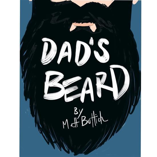 Dad's Beard - cover