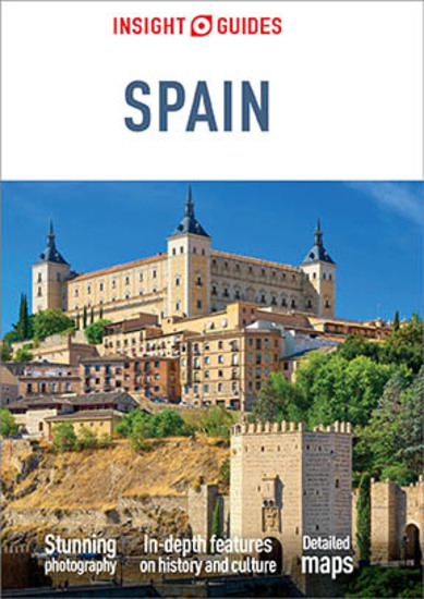 Insight Guides Spain (Travel Guide eBook) - cover