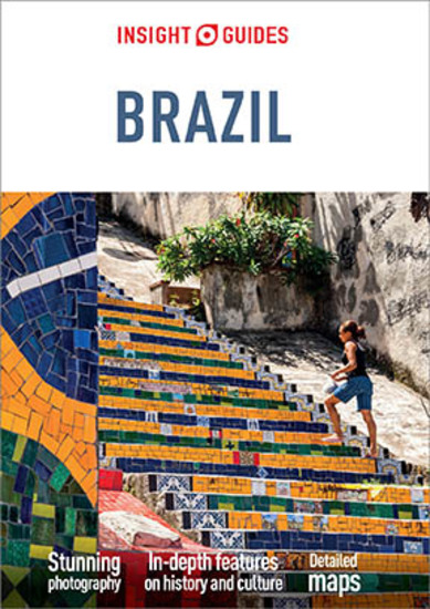 Insight Guides Brazil (Travel Guide eBook) - cover