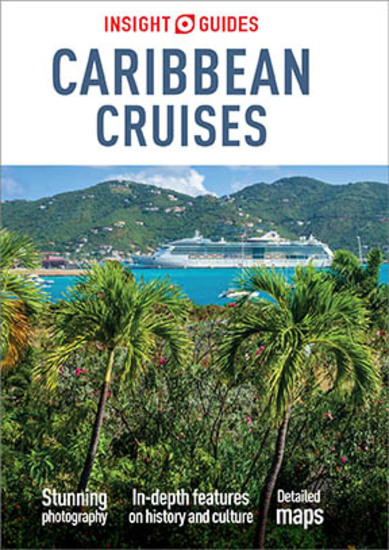 Insight Guides Caribbean Cruises (Travel Guide eBook) - cover