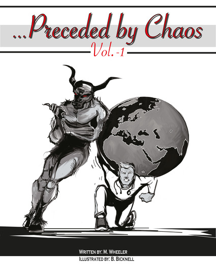 … Preceded by Chaos - Vol - 1 - cover